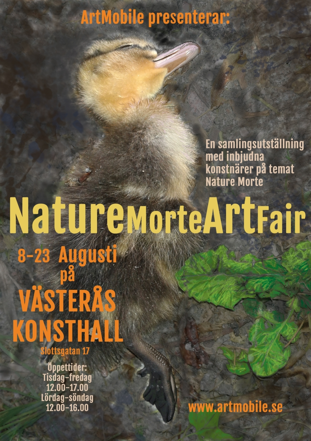 AffischNatureMorteArtFair